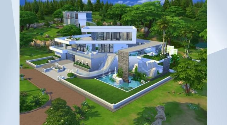 Sieh dir ses Grundstück in der Die Sims 4 Galerie an