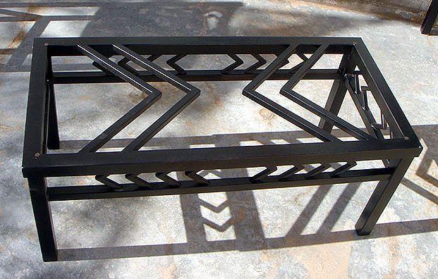 Metal Coffee Table Design Moveis De Aco Moveis De Ferro Design