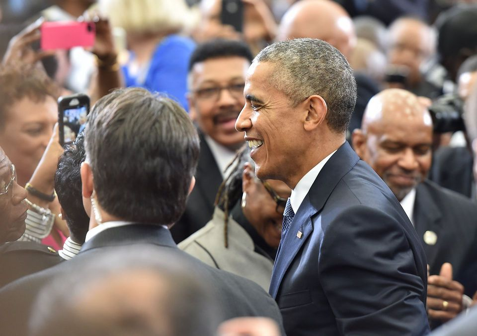 Obama visit brings alumni, early instructors back to Lawson State | AL.com