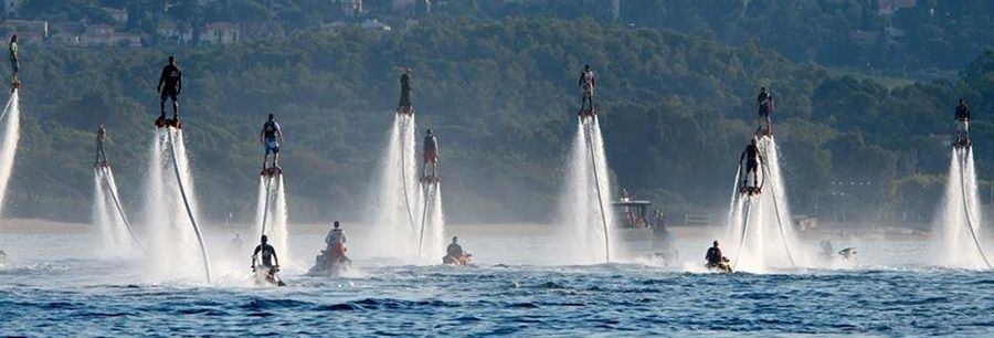 Lake Joe Pool Boat Rentals & Flyboarding
