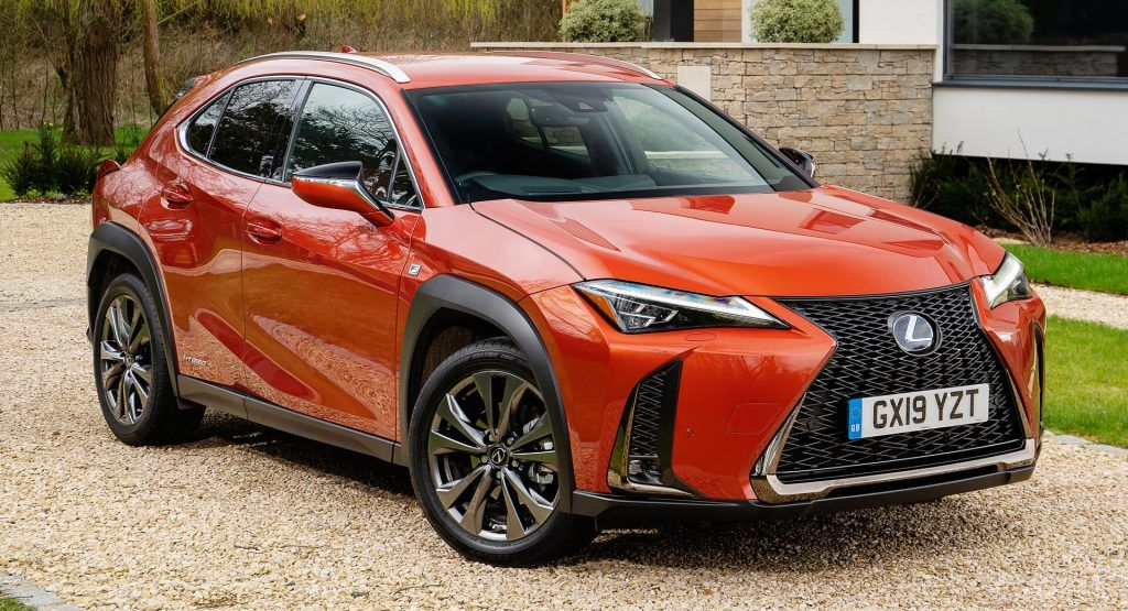 Lexus Ux Hybrid Enters 2020my With New Equipment Standard Smartphone Integration For Uk Luxury Suv Living In Car Lexus Cars
