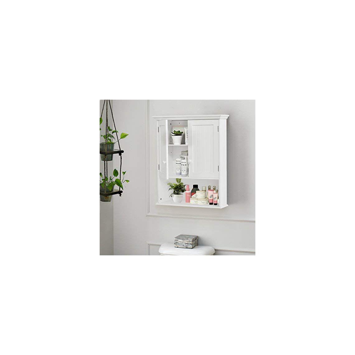 Godmorgon Veggskap Med 1 Dor Hoyglans Hvit Ikea Ikea Godmorgon Wall Cabinet Bathroom Wall Cabinets