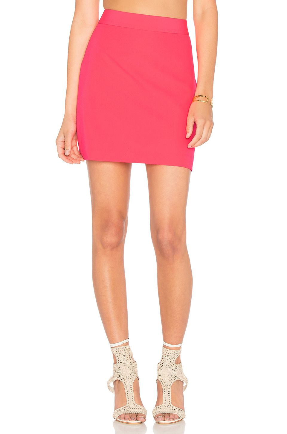 a9a27e762 MILLY MODERN MINI SKIRT. #milly #cloth # | Milly | Mini skirts ...