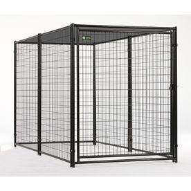 Akc 10 X 5 X 6 Welded Wire Kennel With Shade Cloth 61 50 Per 5ft Panel Dog Kennels For Sale Dog Kennel Outdoor Dog Kennel