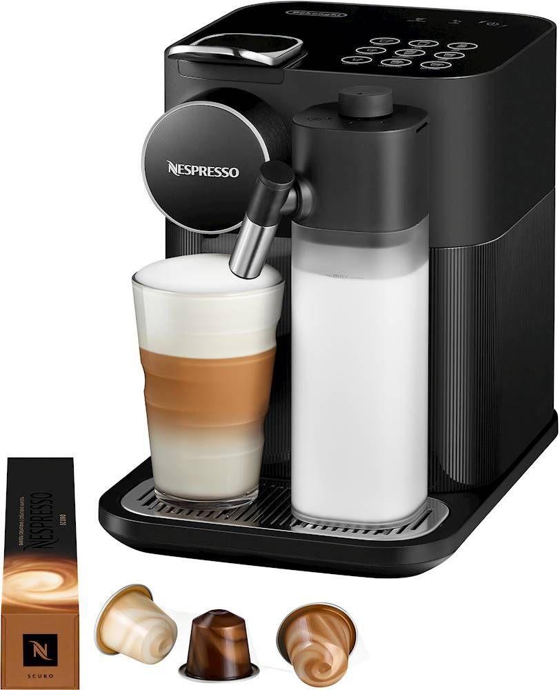 Nespresso De Longhi Gran Lattissima Coffee Maker And Espresso