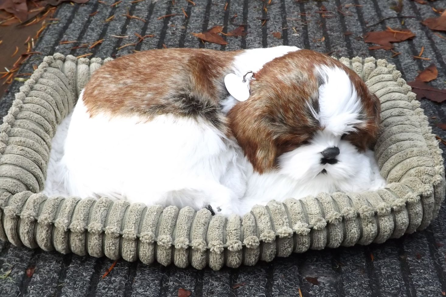 Breathing Shih Tzu Stuffed Dog Stuffed Toy Shih Tzu That