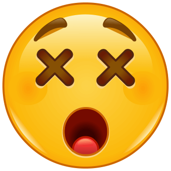 If You Are Expecting Something And U Get An Unexpected Thing Then Ur Shocked Face Would Be Just Like This Emoticon Funny Emoticons Funny Emoji Faces Emoticon