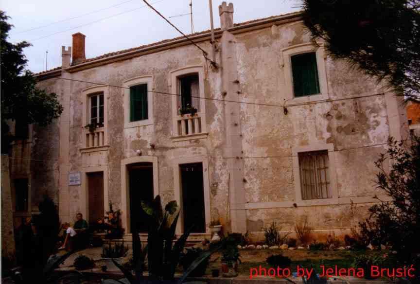 Silba Croatia, my old house