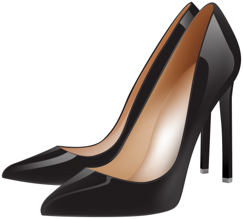 Black High Heels Png Clipart Black High Heels Heels Black Heels