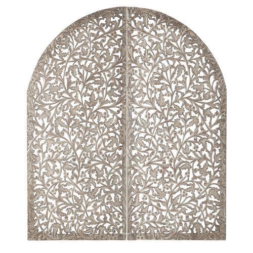 t te de lit 140 en bois sculpt chambre wood carving. Black Bedroom Furniture Sets. Home Design Ideas