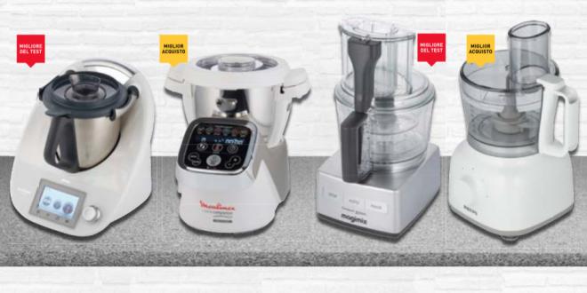 Robot da cucina: Bimby TM5 e Magimix sono i migliori. Nella ...