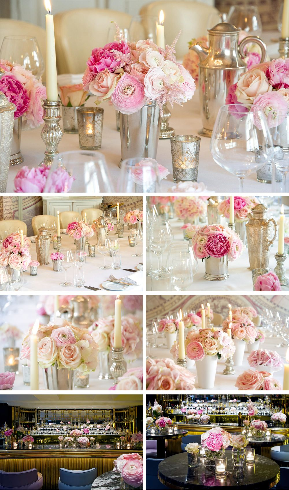 Party flowers and event flowers by Philippa Craddock