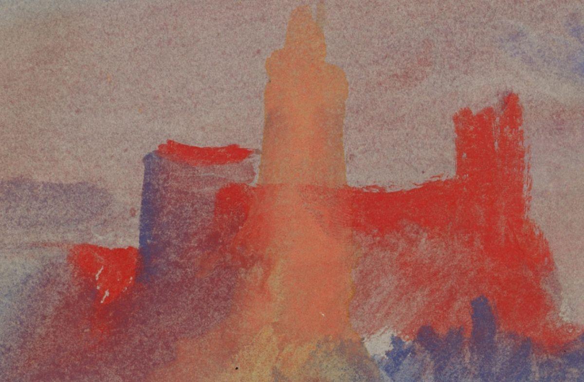 3 tableaux de Turner que vous ne reverrez pas de sitôt en France | Tableau, France et Peintre