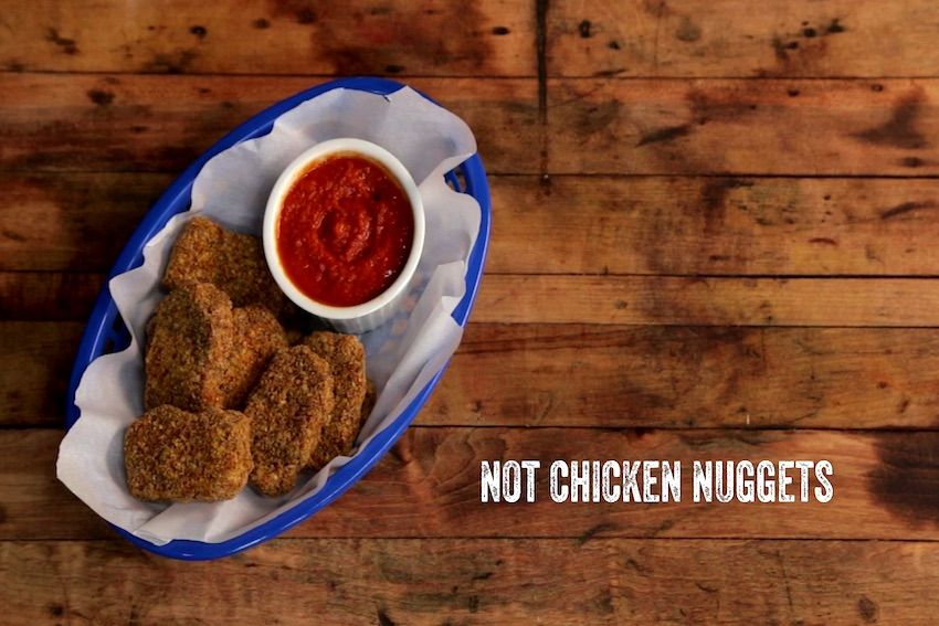 Are these the same things you'll find at a fast food joint?  No way. Are they better for you, though? Without a doubt. Plus, they're a ton of fun to make.