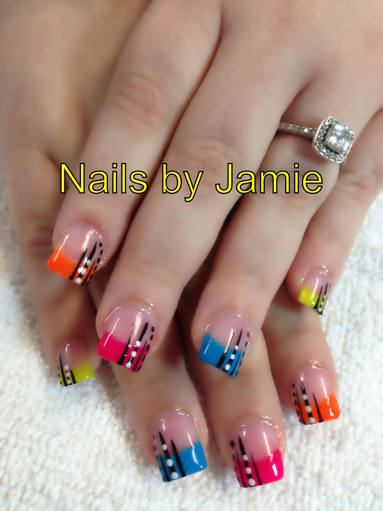 Follow Nails by Jamie on Instagram! NailPro97401 | Nails by Jamie ...