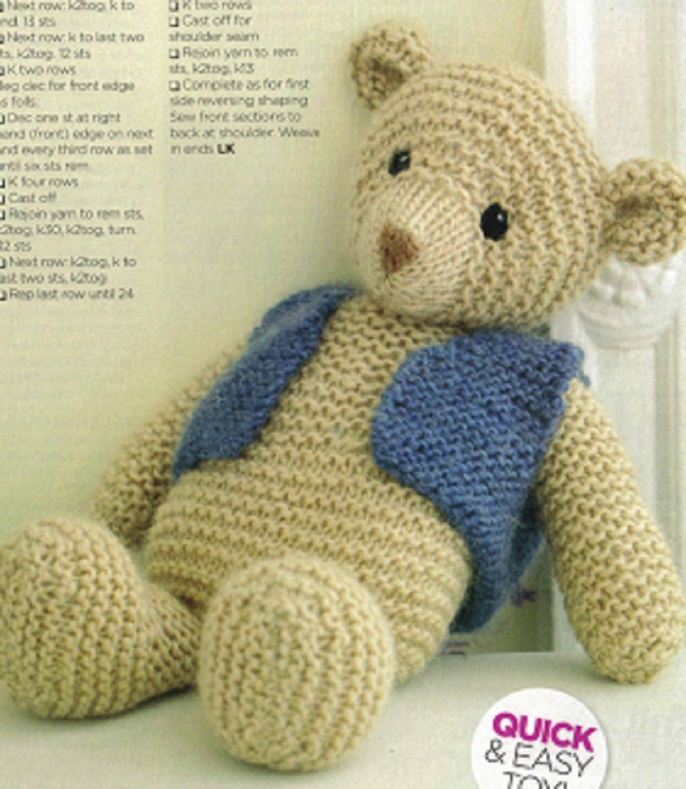 Christmas Gift Knits - 8 Quick & Easy Patterns for the Whole Family ...
