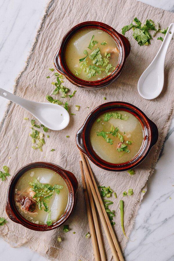 Photo of 15 Nourishing Chinese Soup Recipes | The Woks of Life