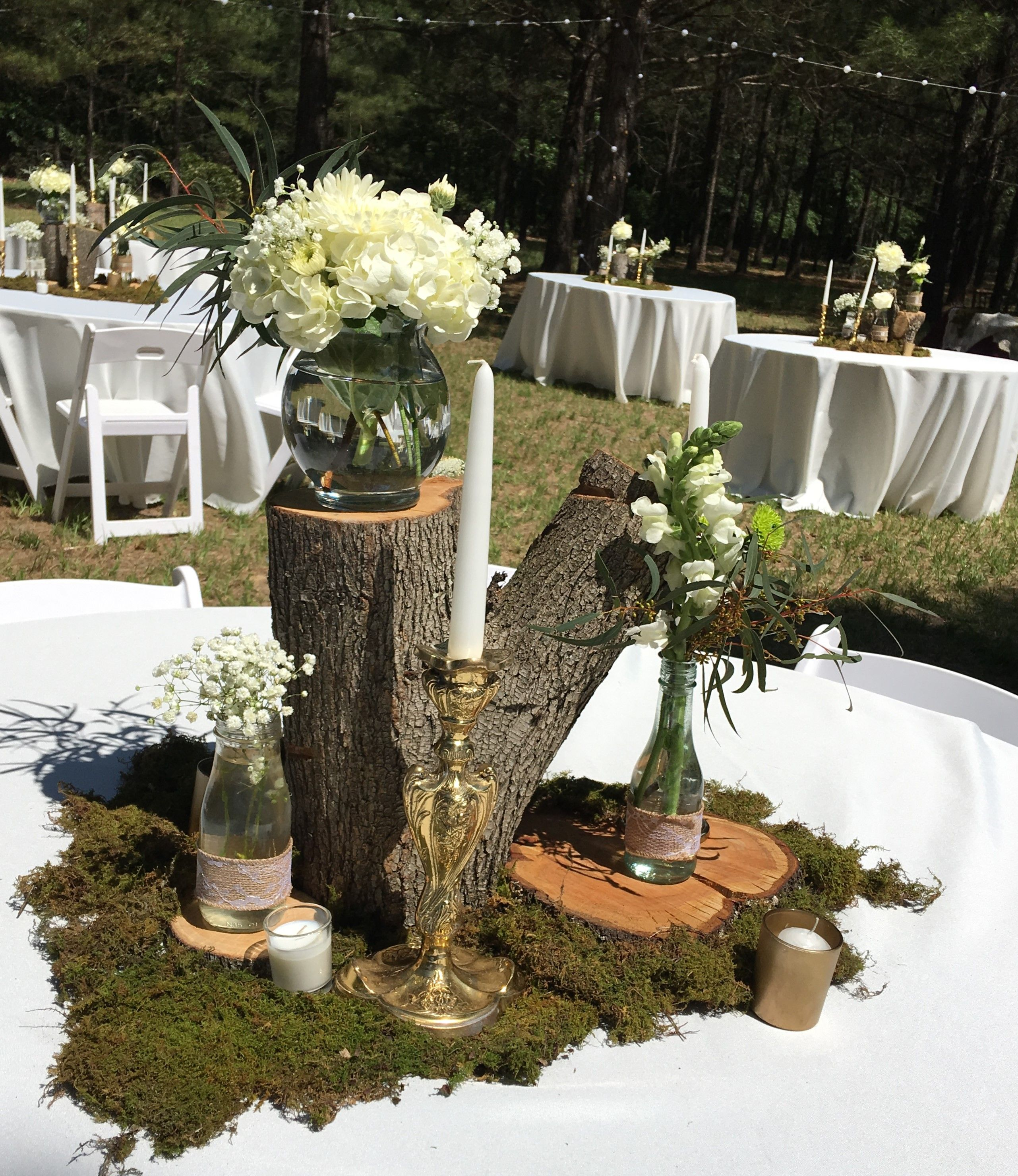 Southern Wedding Decoration Ideas: Ceremony Decor & Centerpieces By Southern Florals And