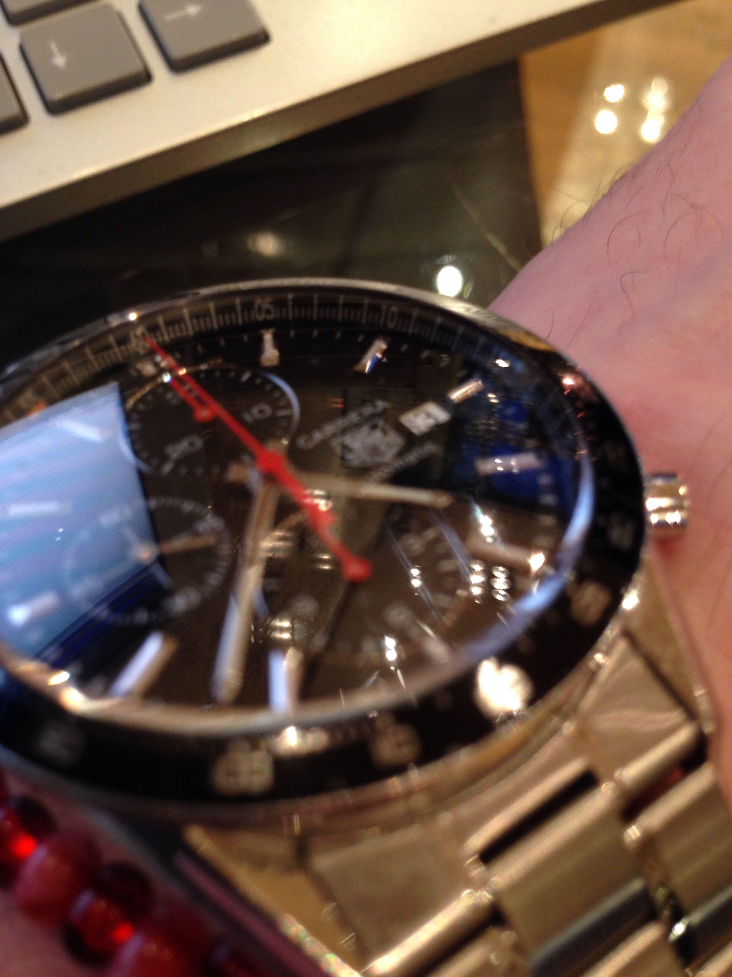 Nice Tag Heuer Carrera Racing Chronograph