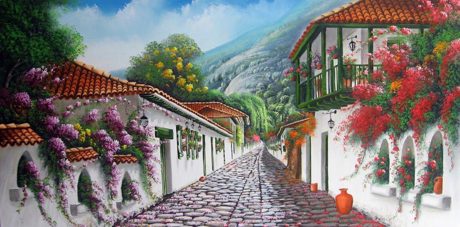 Paisajes y Bodegones en Pintura: José Raúl Rodríguez Galán | arte ...
