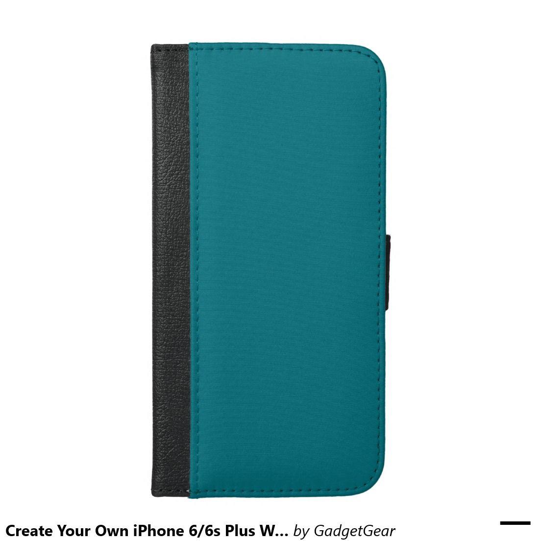 #CreateYourOwniPhone6/6sPlusWalletCase #ColorChangeiPhoneCase #CreateYourOwniPhoneCase #CustomiPhoneCase #WalletPhoneCase