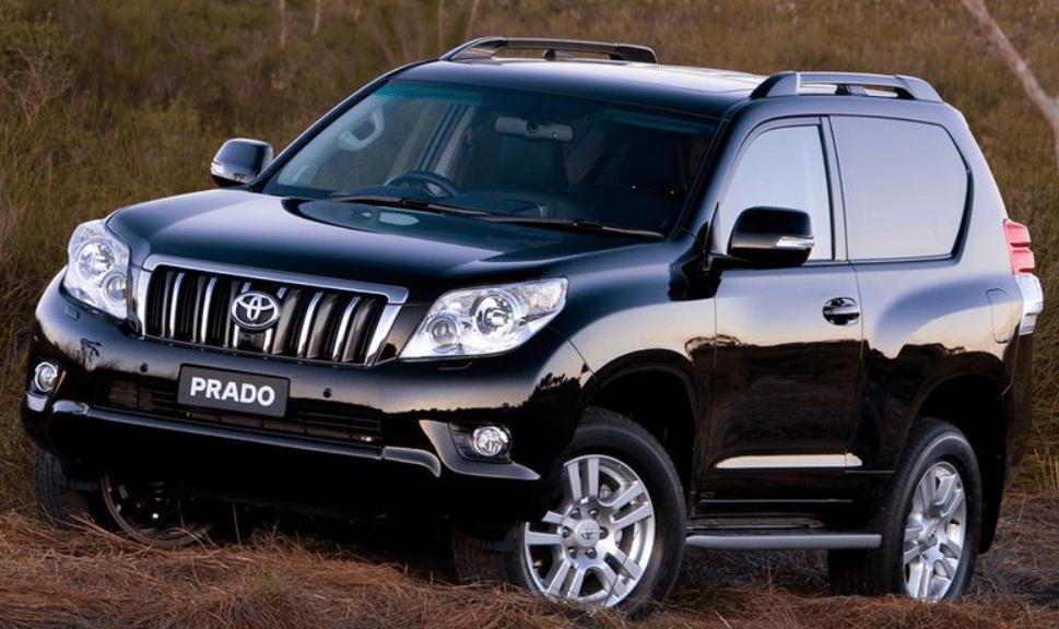 2020 Toyota Prado Review And Price Release Date Price Redesign Changes Color Prado Toyota Toyota Land Cruiser Prado