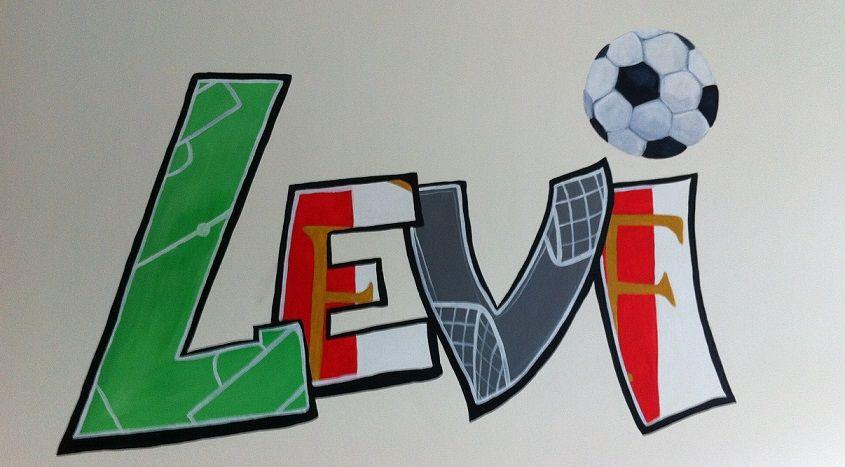 Voetbal - Re | Pinterest - Voetbal, Slaapkamer en Jongens