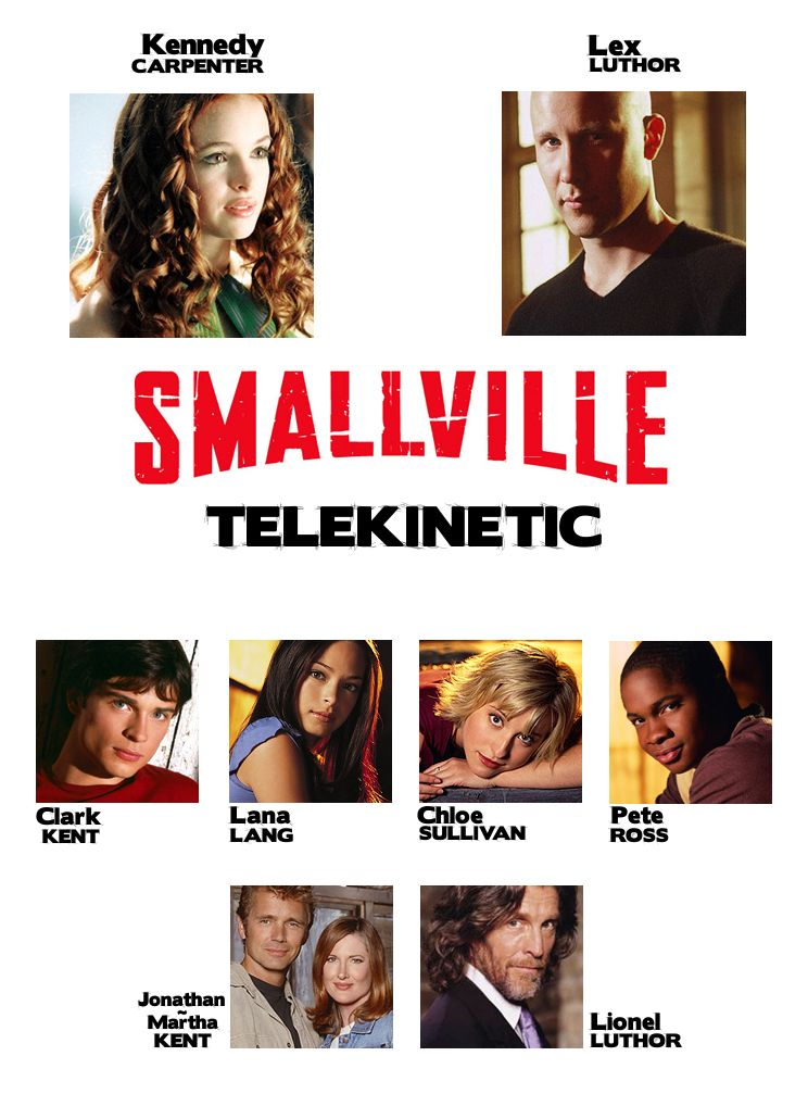 Are not smallville fanfic not