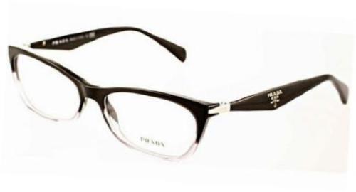 7db5d809cfb7 Eyeglasses PR15PV SWING ZYY1O1 Black Transparent 53MM