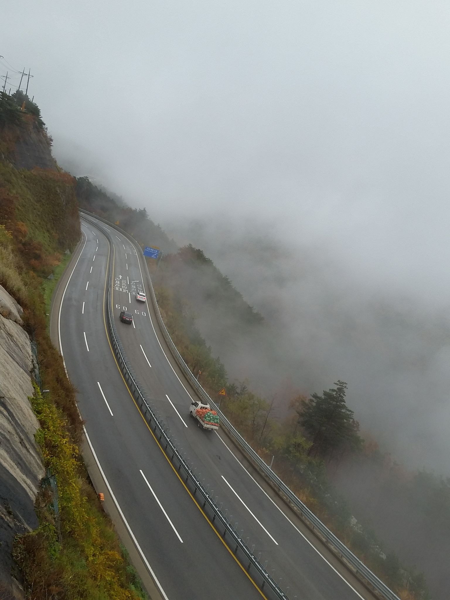 #Misiryeong Penetrating Road, #Gangwon Province Korea | 미시령동서관통도로 | https://flic.kr/p/AWtFq9