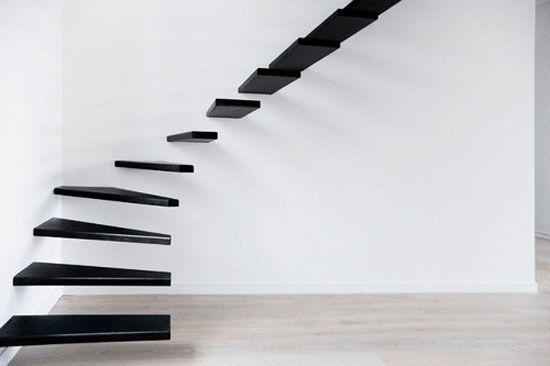 Very strange stairs