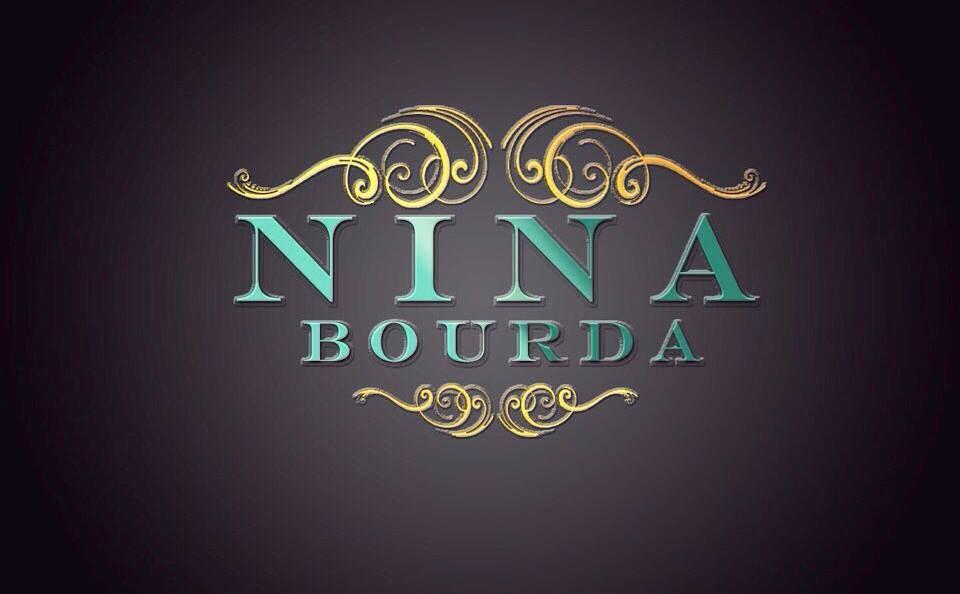 Nina Bourda LLC Logo Done By The Fashionpreneur