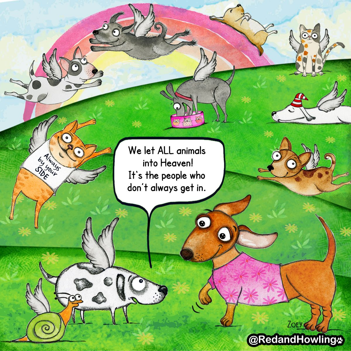Heaven In 2020 Cartoon Dog Animal Photography Dogs Dog Love