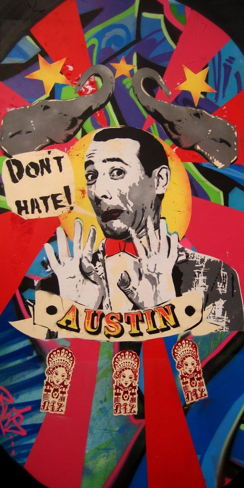 Image result for eleanor mural austin tx with images