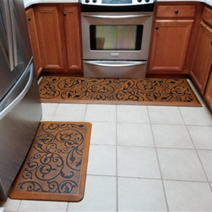 cushioned kitchen floor mats in 2020 | kitchen mats floor