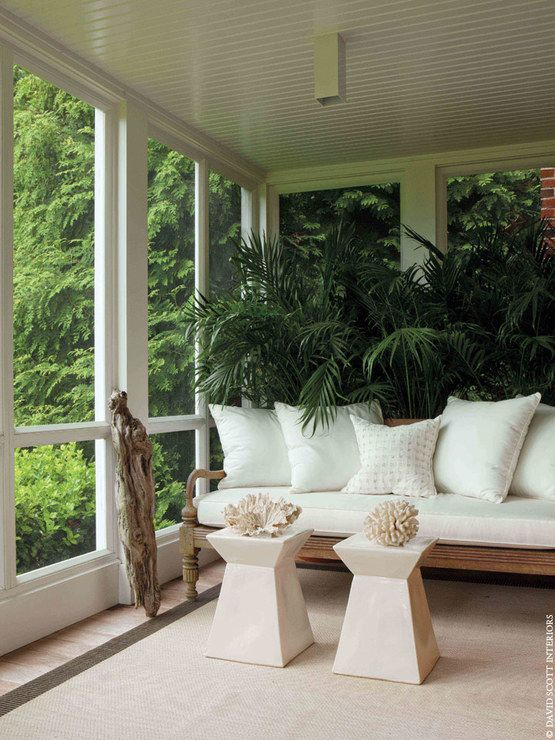 David Scott Interiors To Block The Air Conditioner Units? | The Lounge |  Pinterest | Interiors
