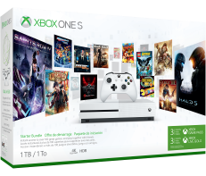 Xbox One S Bundle Xbox One S Xbox One S 1tb Xbox One