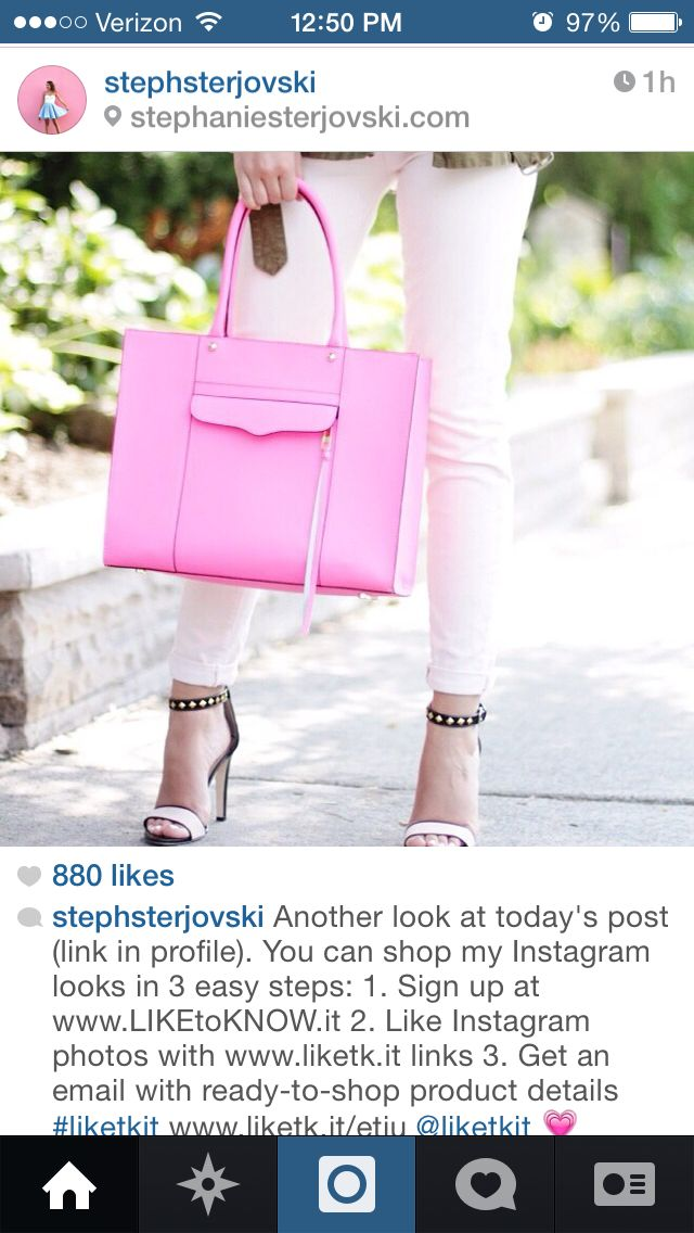 Steph Sterjovski-  she has a very timeless and classic style.