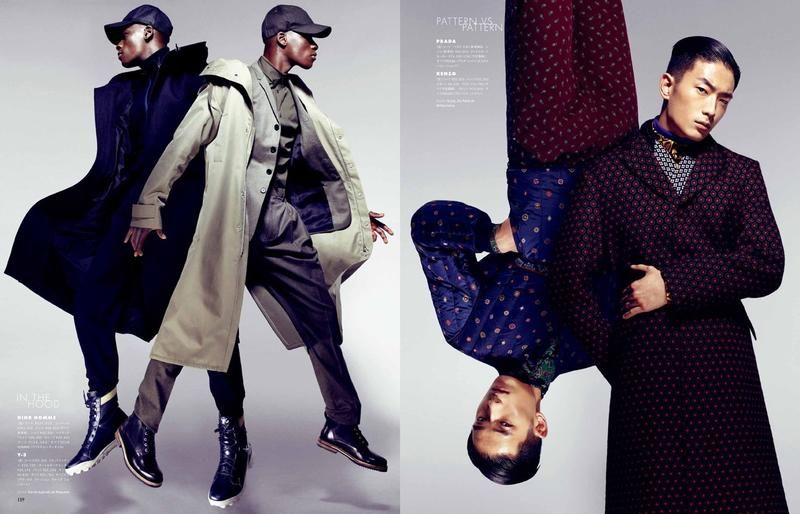 Style & Product (Vogue Hommes Japan)