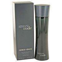 Show details for Armani Code By Giorgio Armani Eau De Toilette Spray 4.2 Oz