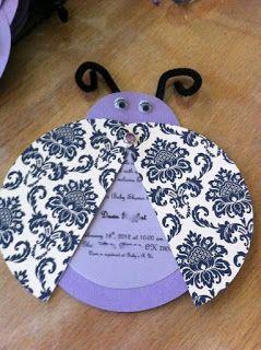 The Duffle Family: Baby Shower Invitation #2