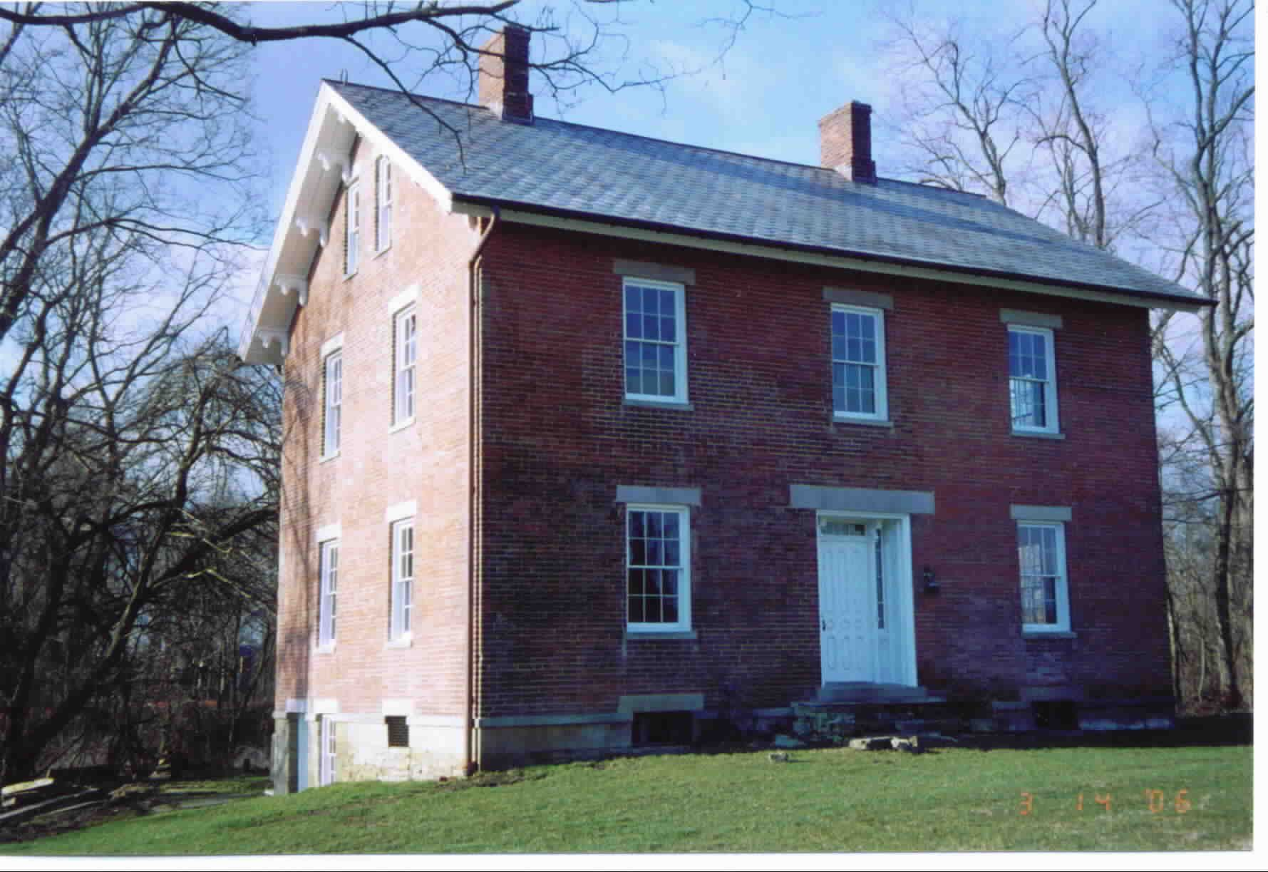 Ealy House improvements will be on display in coming weeks