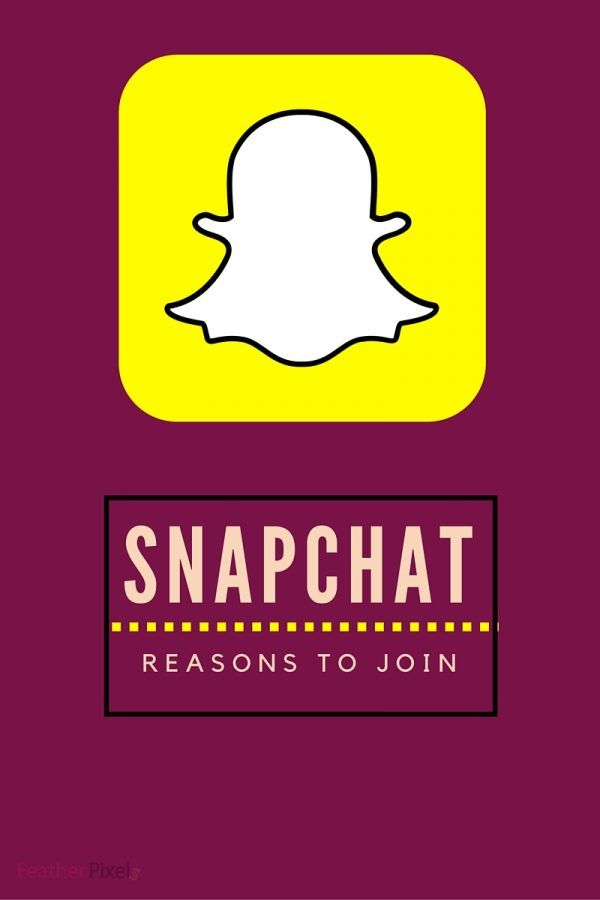 7 Reasons Bloggers Should Sign Up for Snapchat