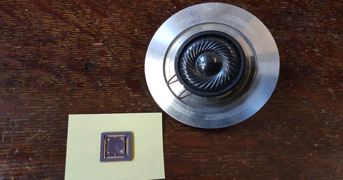 bit.ly/2oskBis Graphene speaker produces sound with good (non)-vibrations