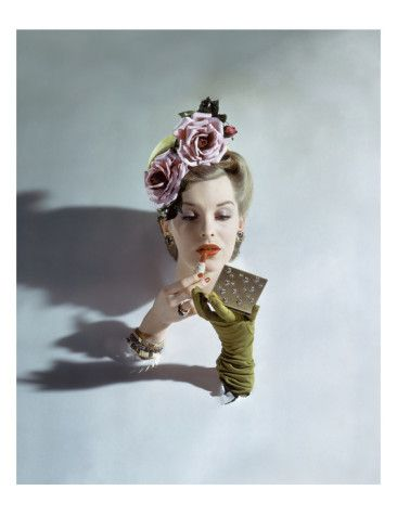 by John Rawlings for Vogue March 1943