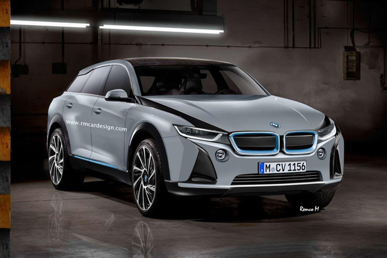 BMW i5 SUV électrique lancé en 2020 in 2020 Bmw, Tesla
