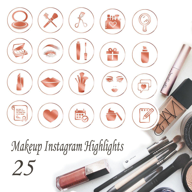 Instagram highlights makeup Instagram storyMakeup artist