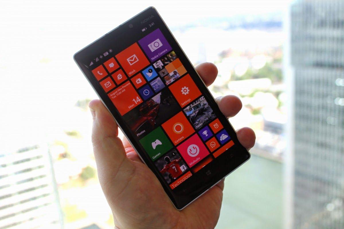News SmartPhones Update Microsoft Brings Windows 10