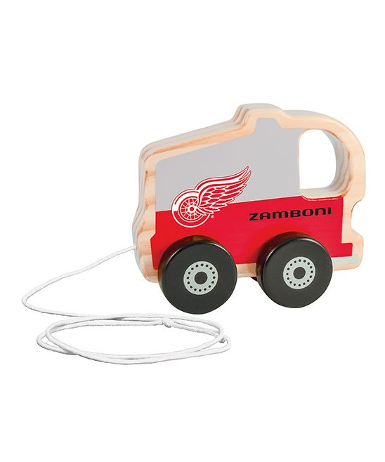 Detroit Red Wings Push/Pull Toy