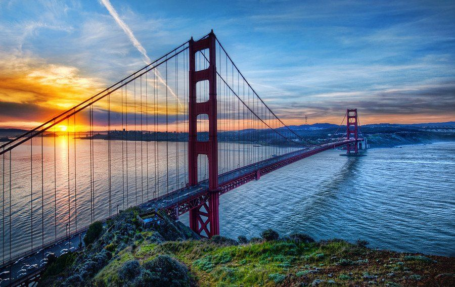 My favorite photo of #SanFranciso...got up early to take this shot. from #treyratcliff at http://www.StuckInCustoms.com - all images Creative Commons Noncommercial